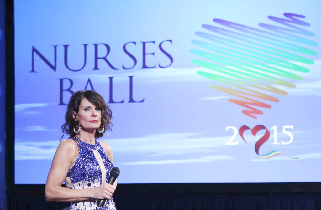 General Hospital Lucy Nurses Ball