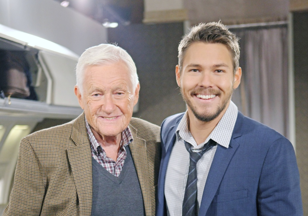 Orson Bean Scott Clifton