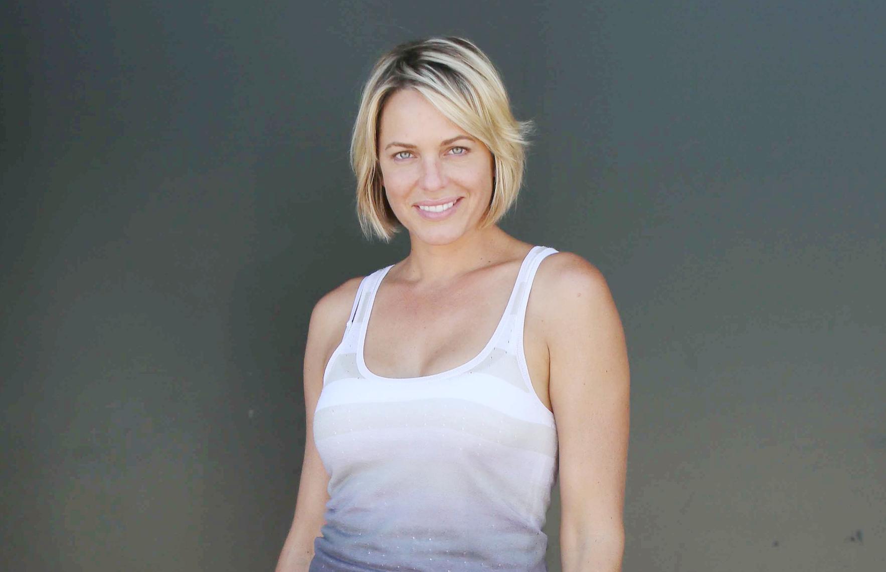 Arianne Zucker  nackt