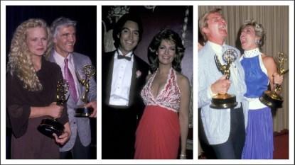 Daytime Emmys 80s trio