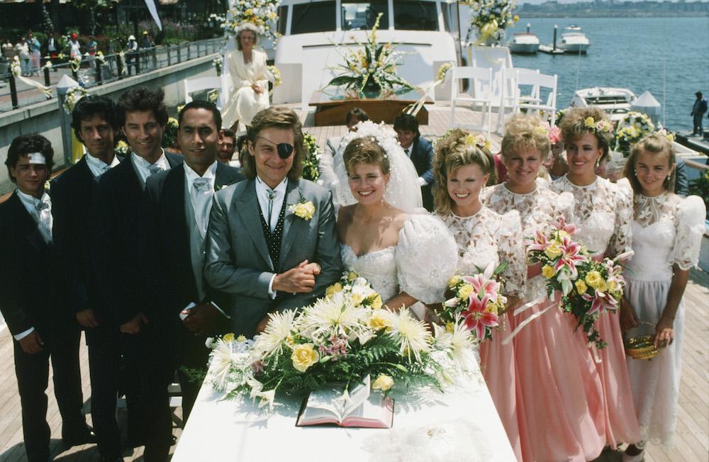 DAYS Patch Kayla wedding
