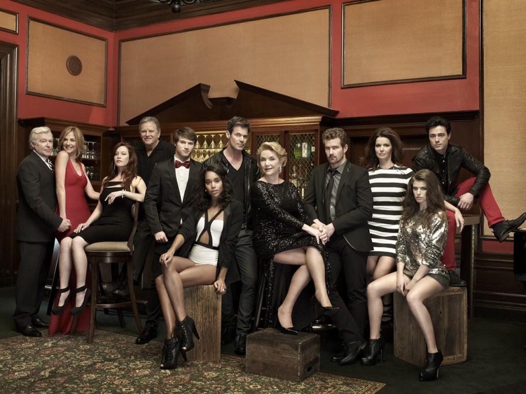 OLTL Online Cast - Chapman Baehler