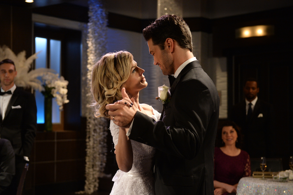 GH Maxie and Nathan Wedding - ABC
