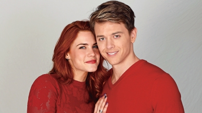 Courtney Hope Chad Duell
