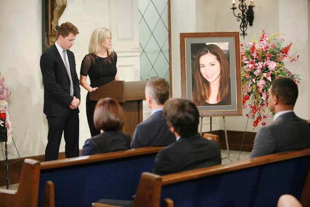GH Sabrina's Funeral - JPI