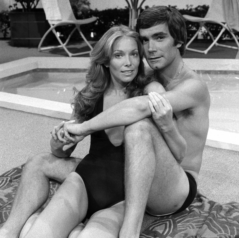 Y&R Lorie and Lance - CBS/Getty