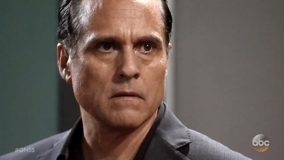 General Hospital Spoilers: Sonny Is Crushed
