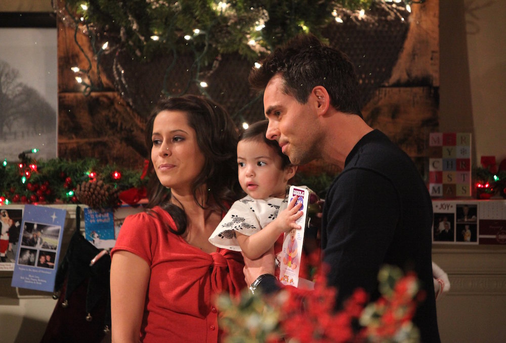 GH Robin, Emma, and Patrick - ABC/Getty