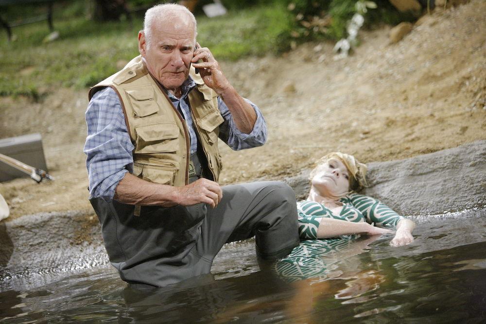 Y&R Murphy Finds Diane's Body - JPI