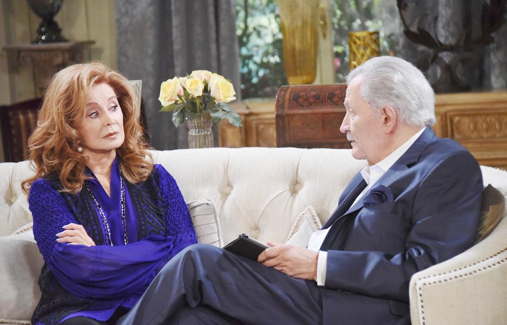 Days of Our Lives Victor Maggie