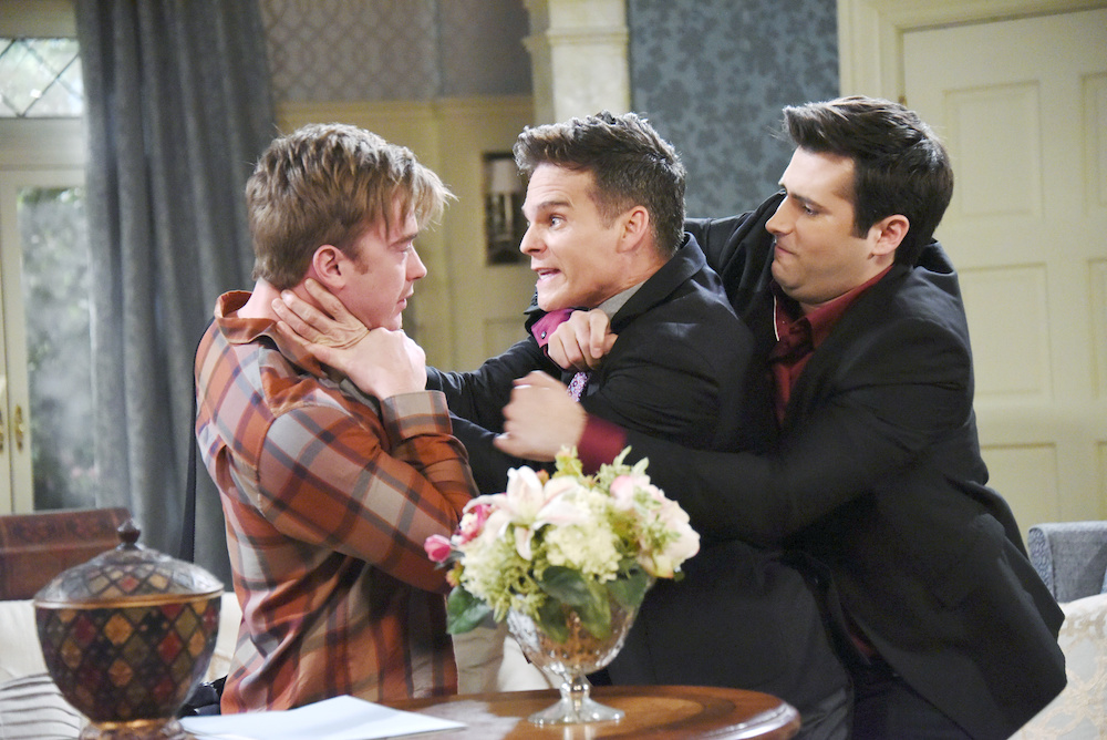 Days of Our Lives Will Leo Sonny