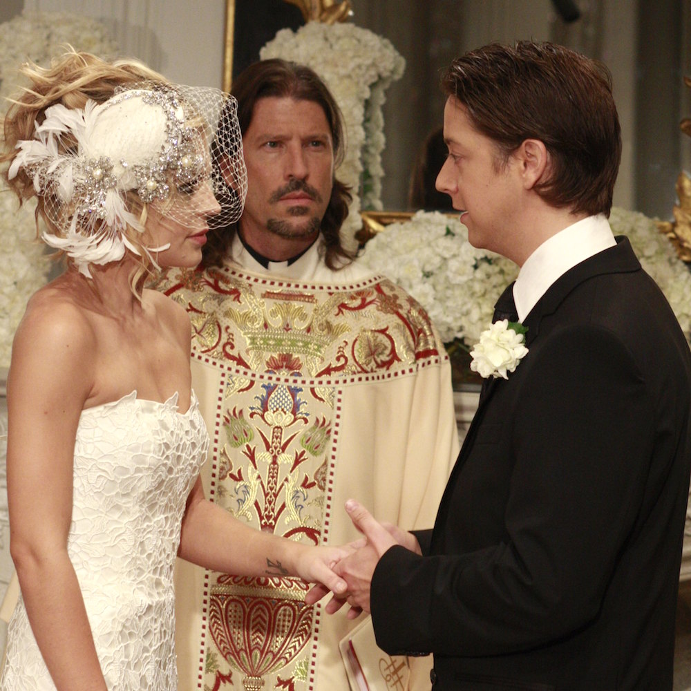 General Hospital Maxie Spinelli wedding