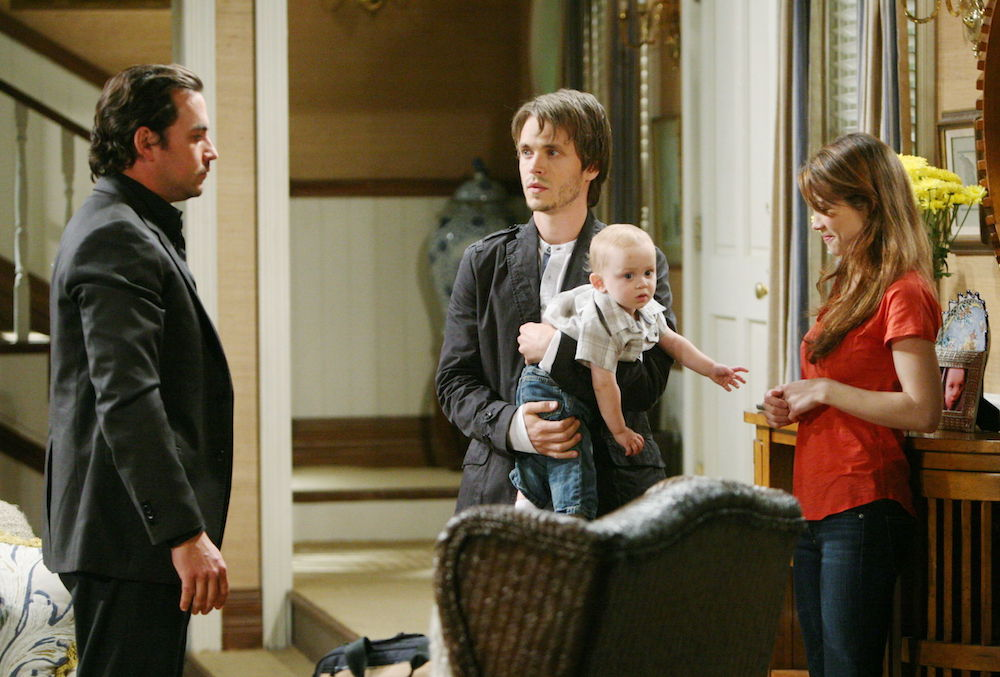 General Hospital Nikolas Lucky Aiden Liz