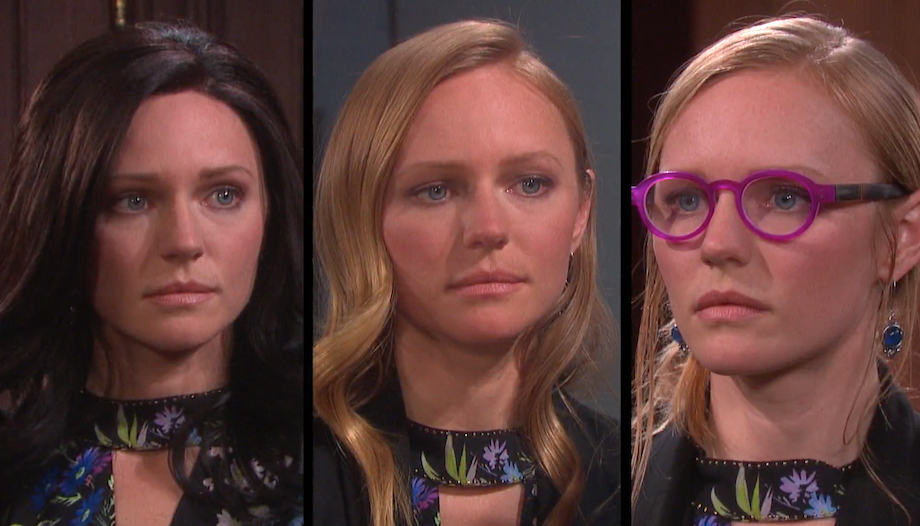 DAYS Abigail's Personalities - NBC