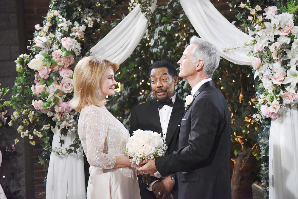 Days of Our Lives John Marlena wedding