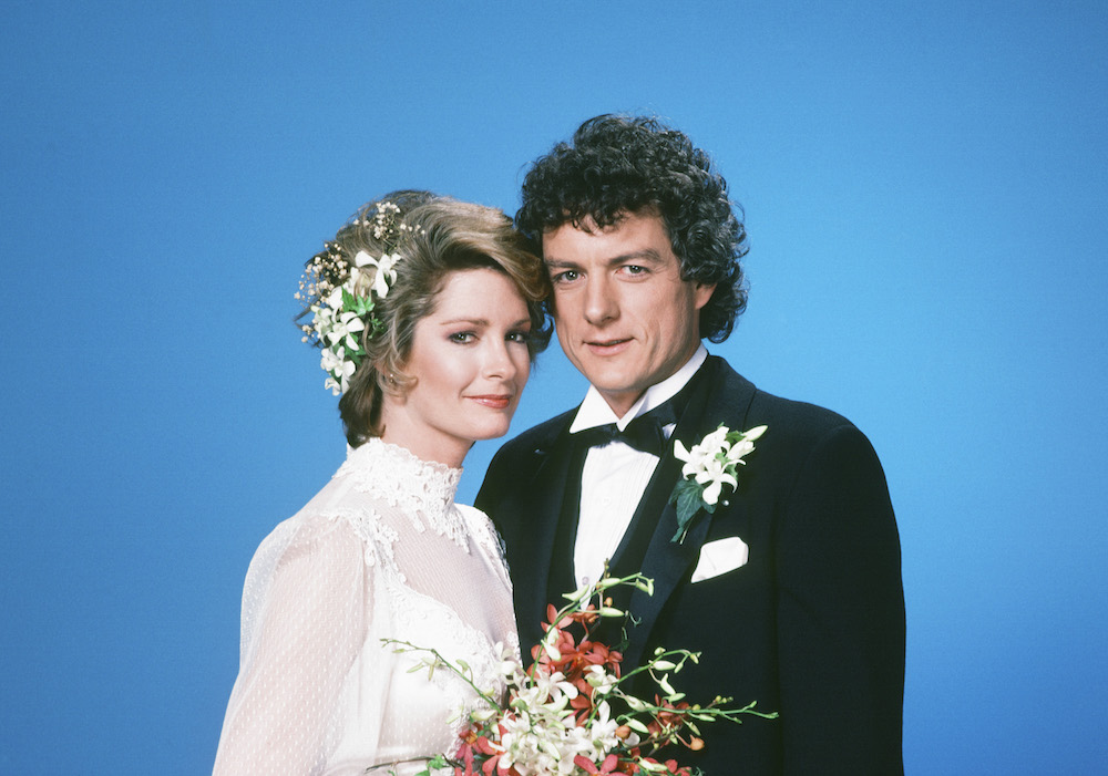 Days of Our Lives Marlena Roman wedding