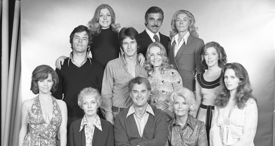 Y&R Cast 1974