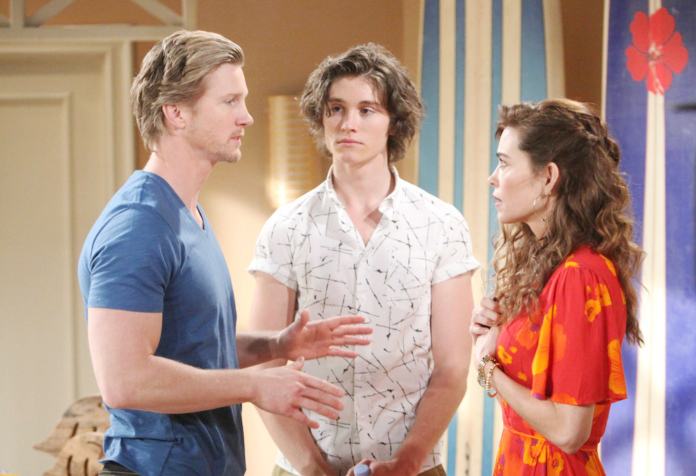 The Young and The Restless JT Reed Victoria
