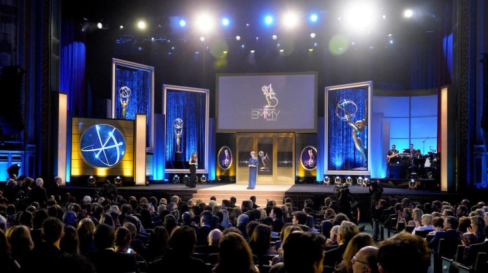 2018 Daytime Emmy stage