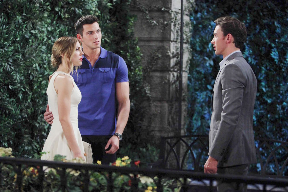 Days of Our Lives Abigail Ben Chad