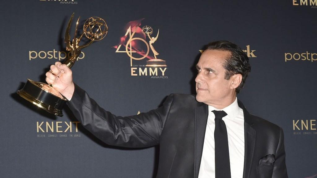 Maurice Benard Emmy Award