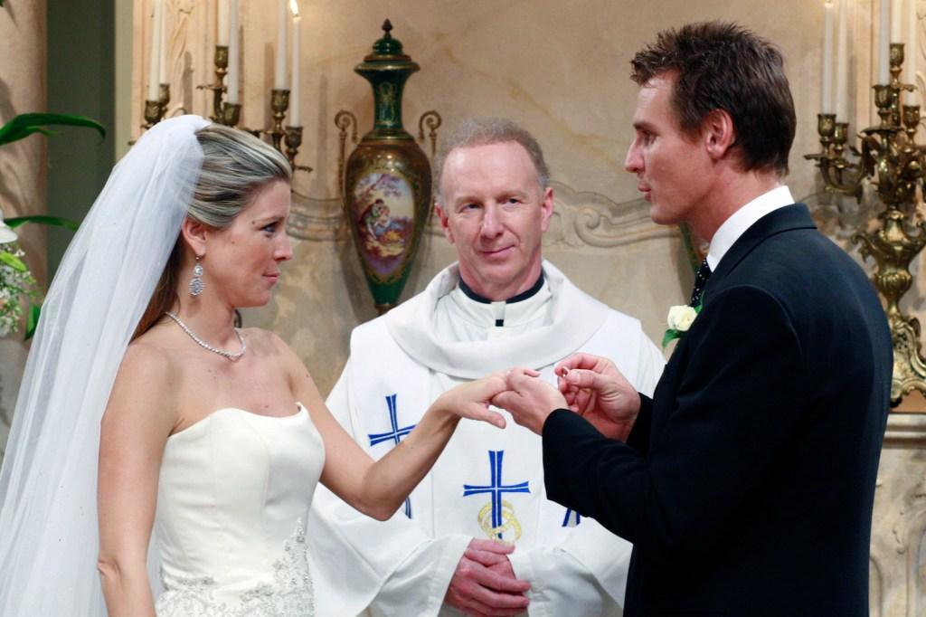 General Hospital Carly Jax Wedding