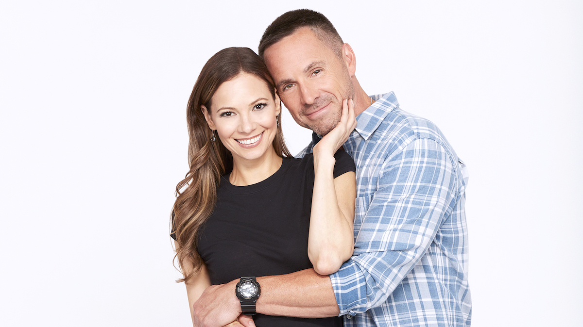 GH's Tamara Braun and Wiliam deVry Have Something in Common