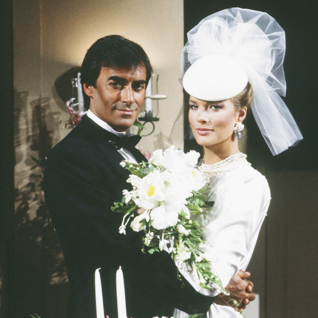 Days of Our Lives Tony Anna wedding