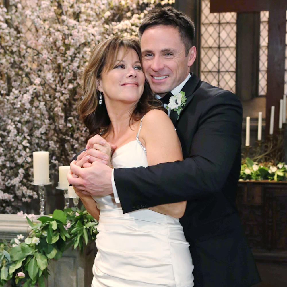 General Hospital Alexis Julian wedding