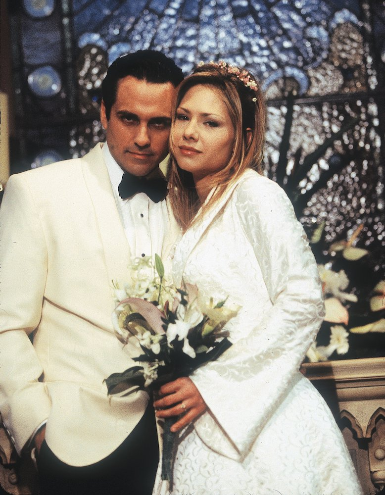 General Hospital Sonny Carly Wedding