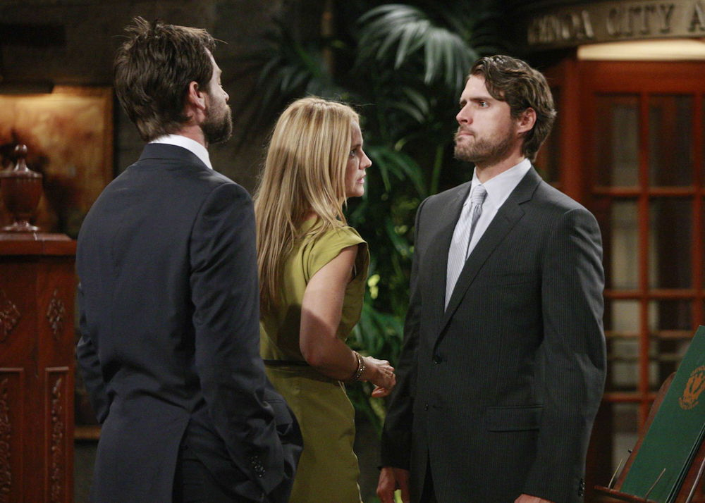 The Young and The Restless Adam Sharon Nick