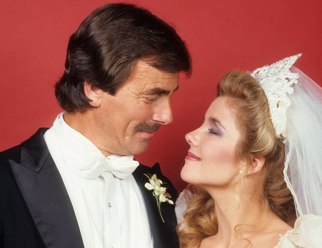 The Young and The Restless Victor Nikki wedding