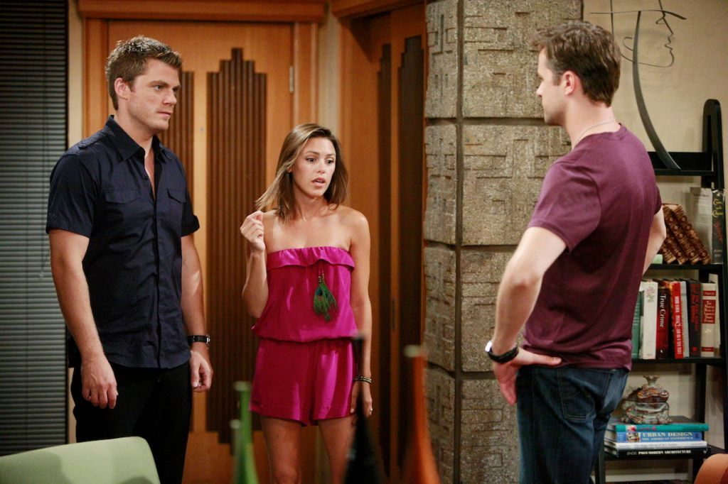 The Young and The Restless Ronan Chloe Chance