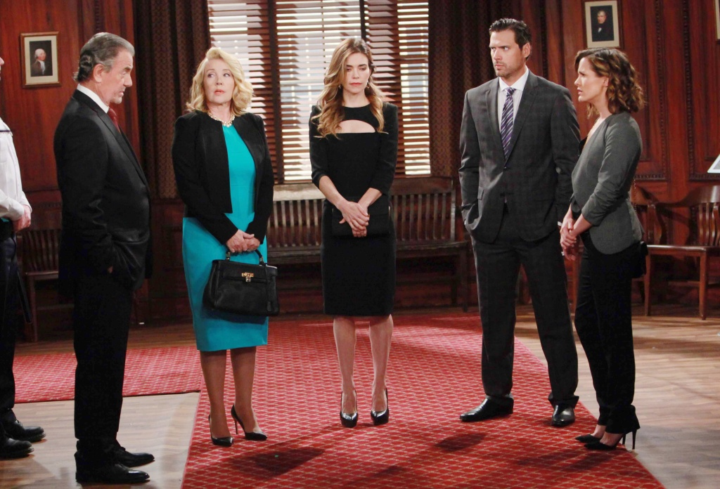 The Young and The Restless Victor trial