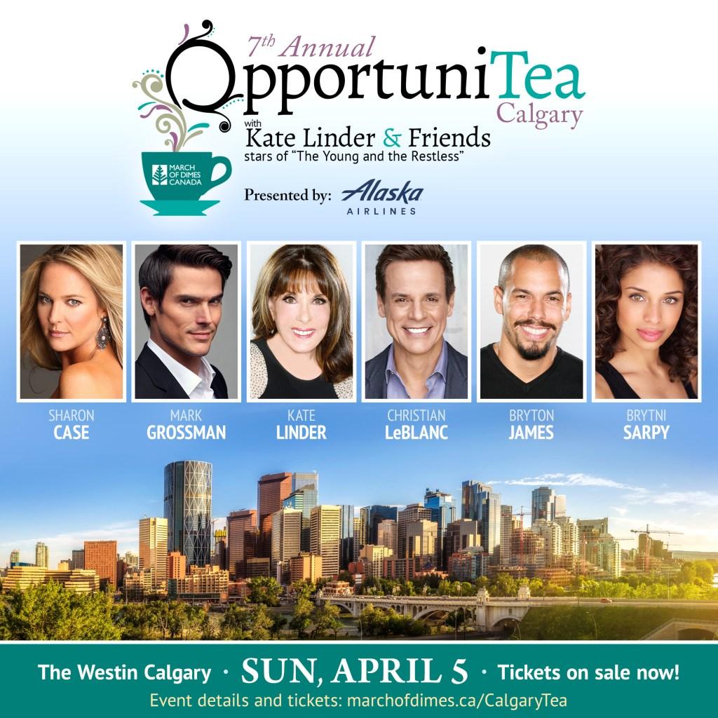 Kate Linder Charity Tea 2020