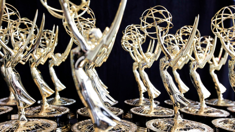 Daytime Emmy trophies