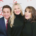 Christian LeBlanc Sharon Case Kate Linder