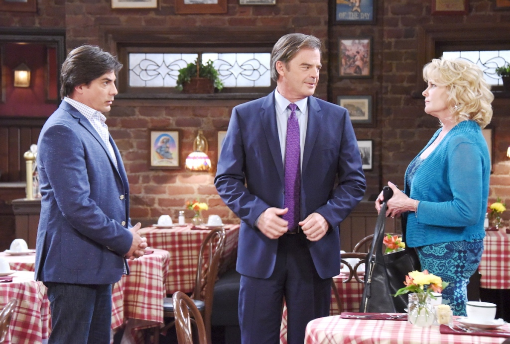 Days of Our Lives Lucas Justin Adrienne