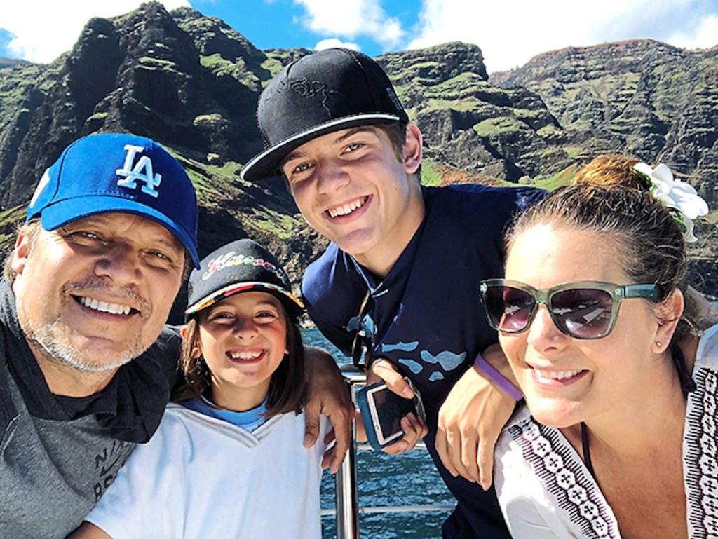 Cari Shayne Family