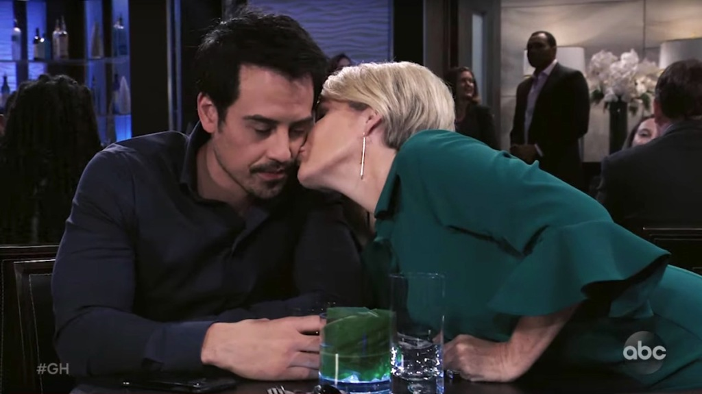 GH Ava Nikolas kiss