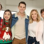 Katherine Kelly Lang The Christmas Dance cast