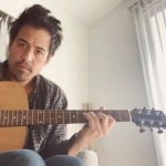 Marcus Coloma guitar