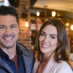 Ryan Paevey Taylor Cole Matching Hearts