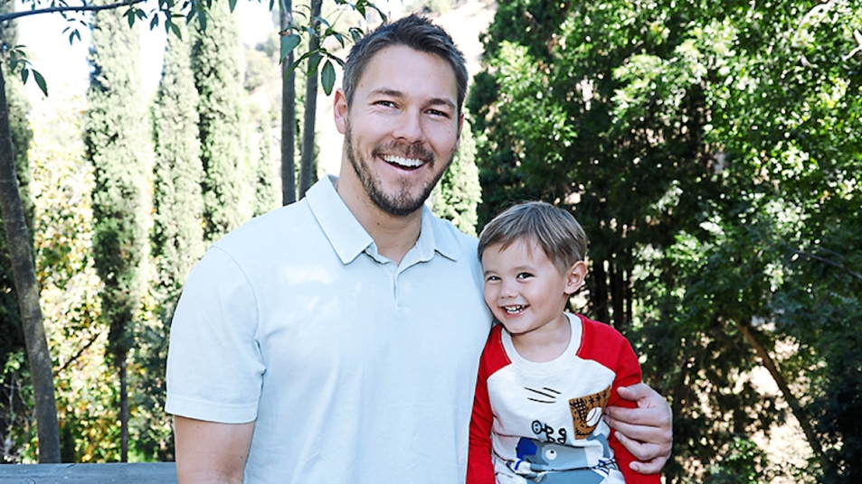 Scott Clifton and Son Ford
