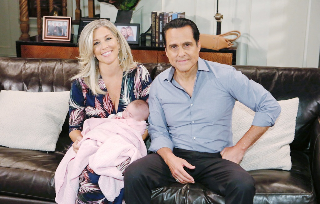 General Hospital Sonny Carly Donna