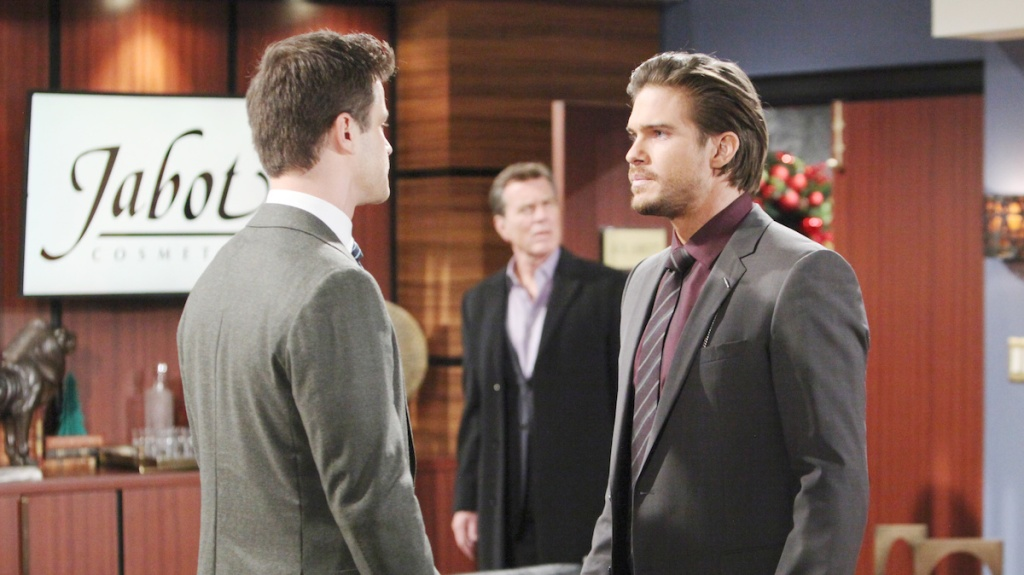 The Young and The Restless Kyle Jack Theo