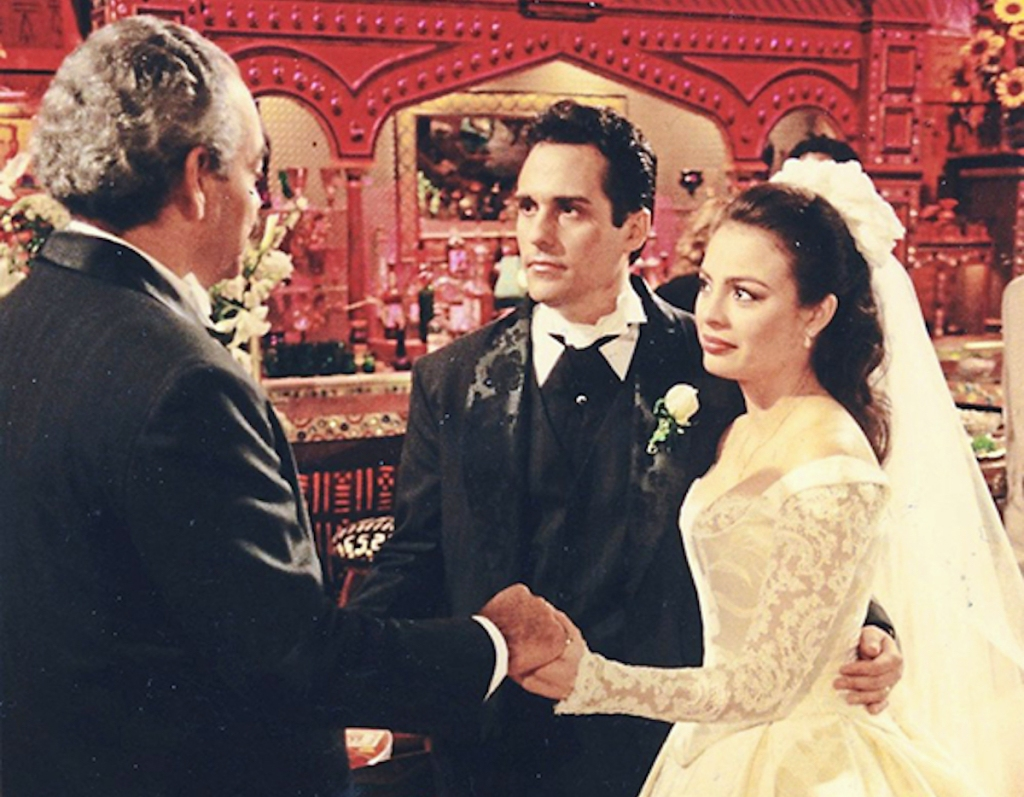 GH Sonny Lily Wedding