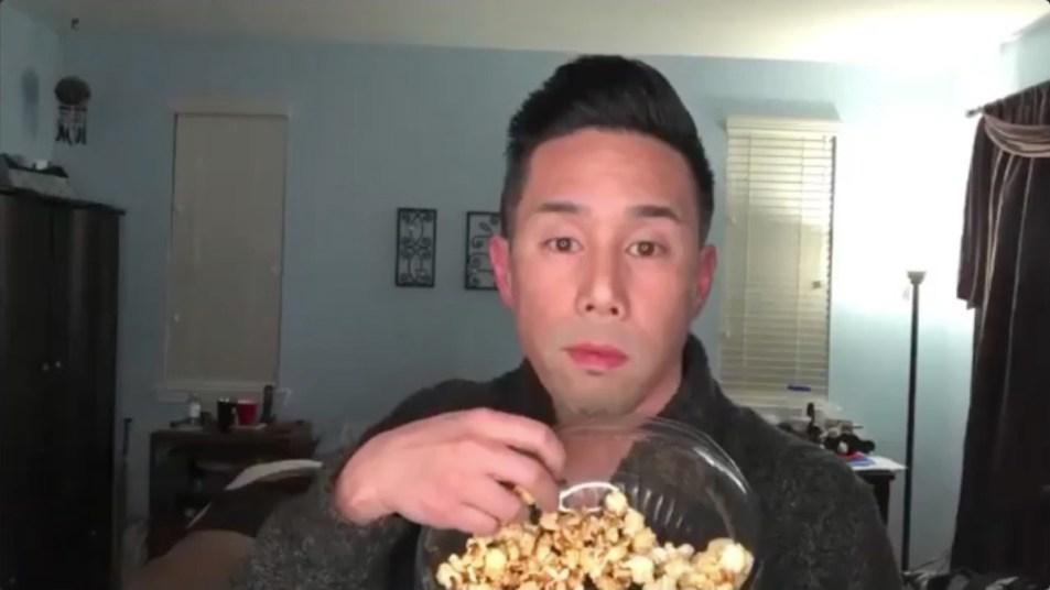 Parry Shen popcorn