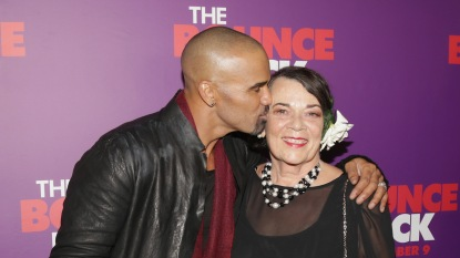 Shemar Moore Mother Marilyn
