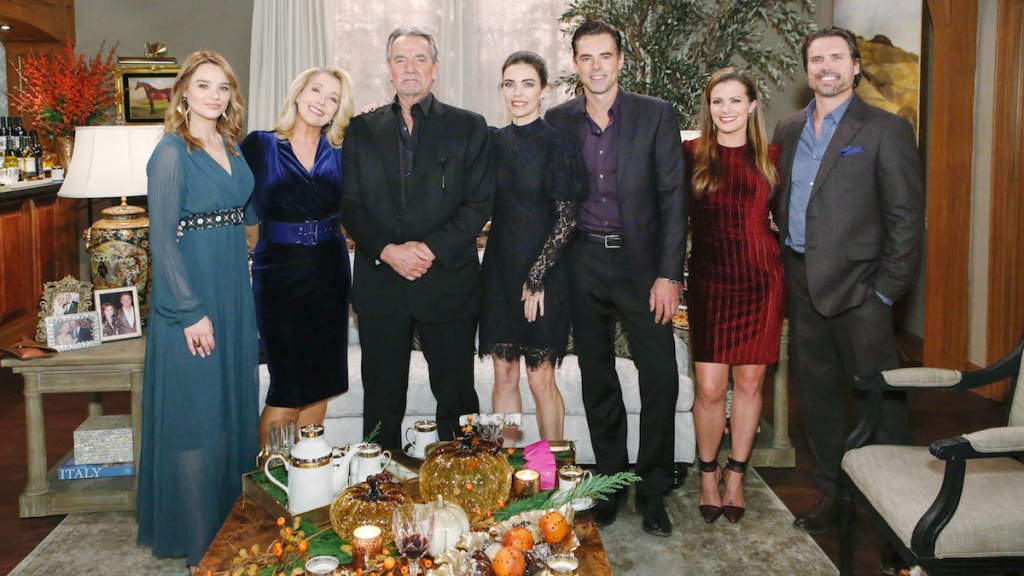 Y&R Newman Family Thanksgiving